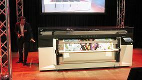 Foto de Canon lanza Océ Colorado 1640, la primera impresora de bobina con la revolucionaria tecnología Canon UVgel