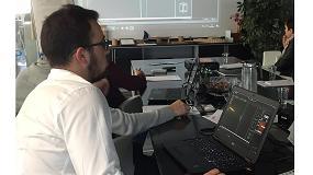 Foto de Biesse realiza un curso de formación dedicado al software bSolid y bCabinet