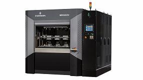 Foto de Emerson presenta la nueva máquina por vibración GVX-3 de Branson