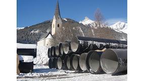Foto de Saint-Gobain PAM potencia la gama Alpinal para los cañones de nieve