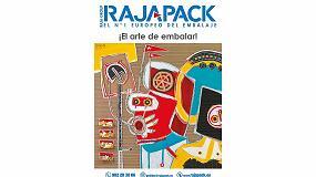 Foto de El embalaje y el arte se dan la mano en el nuevo catálogo de Rajapack