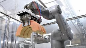 Foto de Robots en la industria del queso