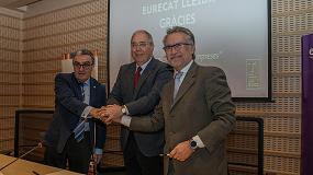 Picture of La UdL y Eurecat colaboran para convertir Lleida y Cataluña en un polo de innovación en agricultura 4.0