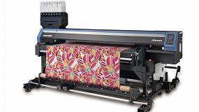 Foto de Mimaki lanza una impresora híbrida para tejidos
