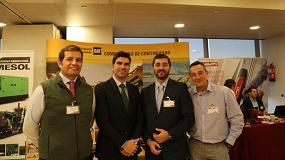 Foto de Barloworld Finanzauto estuvo presente, un año más, en el Foro de Alquiladores de Aseamac