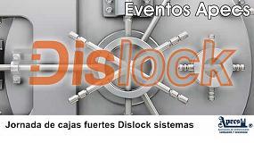 Foto de Apecs y Dislock Sistemas organizan una jornada sobre cajas fuertes