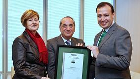 Foto de Iberdrola obtiene el primer certificado AENOR de Huella Ambiental Corporativa
