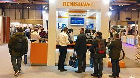 Foto de Renishaw, presente en Advanced Factories 2017