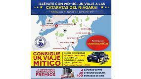 Foto de Las cataratas del Niágara protagonizan el concurso Rutas Míticas 2017 de WD-40