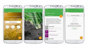Foto de La sanidad vegetal en la palma de la mano con FitoAid, la nueva aplicación móvil presentada por Adama