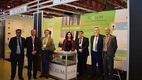 Foto de La Fundación Ecolum participa con éxito en una segunda edición de Eficam llena de novedades