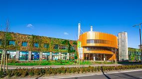 Foto de Sistemas Rehau en un edificio Passivhaus