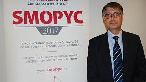 Foto de Entrevista a Stoian Markov, presidente del Comité Organizador de Smopyc