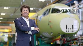 Foto de Entrevista a Juan J. Silva, director de la PreFAL Tablada de Airbus