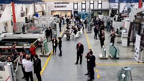 Foto de Inside Intermac Glass: espacio para la Industria 4.0