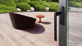 Picture of Hoppe presenta sus palancas para manejo cómodo de puertas elevables