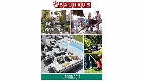 Fotografia de Bauhaus presenta su nuevo catálogo dedicado al jardín