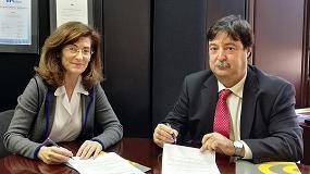 Foto de Enac firma un acuerdo con Bequinor para colaborar en el campo de la seguridad industrial