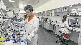 Foto de Abre en Cáceres la fábrica de productos de limpieza más avanzada de Europa