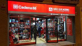 Foto de Cadena 88 inaugura una ferretería corporativa en Monzón (Huesca)