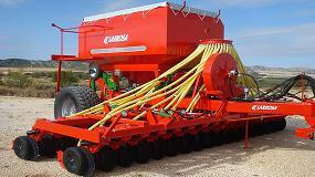 Foto de Larrosa presenta su nueva sembradora de siembra directa de discos