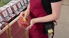Foto de El 80% de los productos frescos de los supermercados usan etiquetas linerless impresas con equipos Toshiba