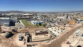 Foto de AEG Power Solutions equipa dos plantas de cogeneración para Iberdrola en México