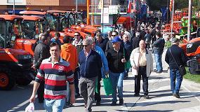 Foto de El 65% de los expositores de Fira de Sant Josep de Mollerussa cubre objetivos