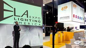 Foto de ATP Iluminación presenta sus soluciones en alumbrado público LED en la Expo Lighting América 2017