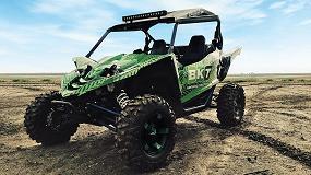 Foto de Sierra Max, la novedad de BKT para la gama de neumáticos dedicada a los vehículos ATV