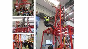 Foto de Éxito rotundo de la inauguración del Centro Integral de Trabajos en Altura de Brammer