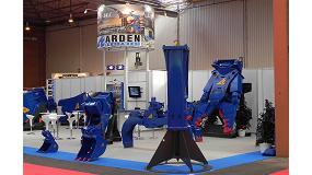 Foto de Arden Equipment expondrá en Smopyc una selección de su gama de productos