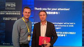 Foto de Bip-Screen, de Llaza, consigue el Silver Award a la innovación en R+T Asia