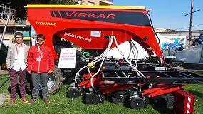 Foto de La nueva sembradora para siembra directa Virkar Dynamic gana el Premio Especial de Innovación en maquinaria agrícola en la Feria de Mollerussa
