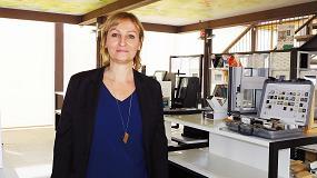 Fotografia de Entrevista a Catherine Rousslelot, directora de Marketing y Comunicación del Mundial de la Construcción