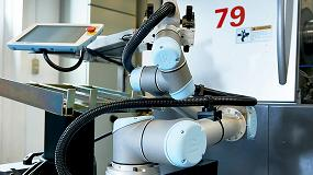 Foto de Universal Robots presenta en Advanced Factories 2017 todas las soluciones de robótica colaborativa