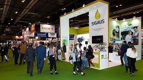 Picture of Sigaus muestra su apoyo a los talleres en Motortec Automechanika