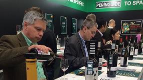 Foto de Guía Peñín sorprendre en ProWein con la Wine Gallery