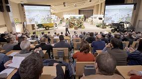 Foto de El personal de repuestos de las concesiones John Deere se pone al día en el curso-expo de proveedores