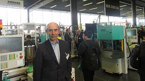 Foto de Entrevista a Lluis Costa, director de Producción de Plástico en Celoplas