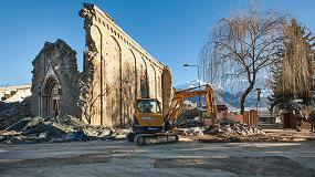 Foto de Hyundai Heavy Industries participa en las labores de reconstrucción tras los terremotos en Italia