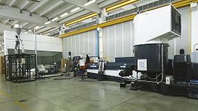 Foto de Gamma Meccanica suministra un centro de reciclaje GM160 Compac en Argentina