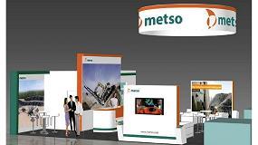 Foto de Metso presentará en Smopyc sus últimas soluciones en el sector de los áridos y la minería