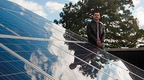 Foto de Control electrónico para que los fotovoltaicos trabajen siempre en su máxima potencia