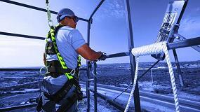 Picture of Honeywell anuncia el sistema anticaída retráctil miller duraseal para los entornos hostiles: petrolífero, gasístico, minero y petroquímico