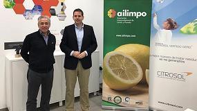 Picture of Productos Citrosol se une a Ailimpo para impulsar la colaboración con el sector de limón y pomelo
