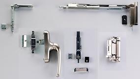 Picture of Industrias Biplaxt presenta nuevos herrajes y accesorios