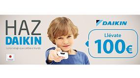 Foto de Daikin pone en marcha su particular Plan Renove con la promoción 'Haz Daikin'