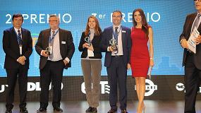 Foto de Circutor, galardonada con el primer premio en la categoría de 'Mejor proyecto de eficiencia energética'