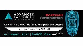 Fotografia de Rockwell Automation presenta su visión de Connected Enterprise en Advanced Factories 2017